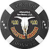 Hold'em Saloon Inlay 11.5 Gram Poker Chips