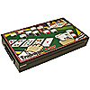 300 Chip Poker Case with Full Color High Quality Graphics