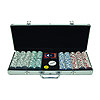 500 Chip 11.5g HIGH ROLLER Set w/Aluminum Case
