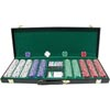 500 Chip Set Texas Hold'em with Vinyl Case