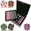 750 Chip NexGen� PRO Classic Series Poker Set - Wood Case