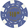 11.5 Gram BLUE Landmark Casino Poker Chips