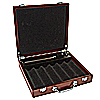 Cigar Tray Poker Chip Case - 300 Capacity