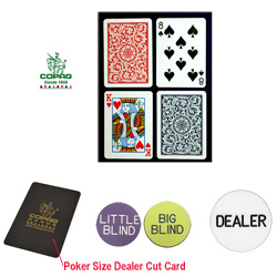 High Quality Poker Accessories