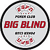 ESPN® Texas Hold'em Poker Big Blind Button
