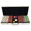 Fabulous Las Vegas 500 11.5g Poker Chip Set w/Aluminum Case