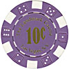 11.5 Gram PURPLE Landmark Casino Poker Chips