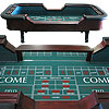 Quality Craps Tables & Layouts