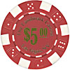 11.5 Gram RED Landmark Casino Poker Chips