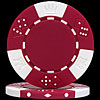 11.5g RED Lucky Crown Poker Chips