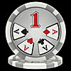 High Roller 11.5 Gram Poker Chip Sets