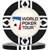 World Poker Tour� 11.5 Gram Clay-Filled Poker Chip Sets