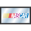 Nascar Mirror - Framed with Logo